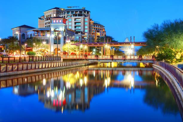 Scottsdale, Arizona stock photo