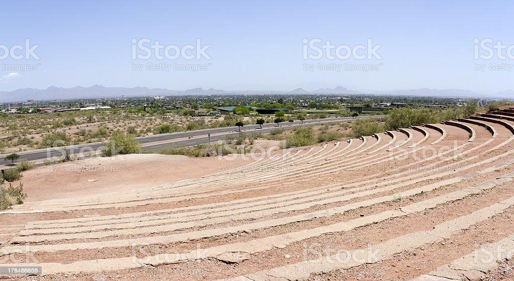 Scottsdale, AZ royalty-free stock photo