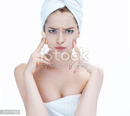 532331272 istock photo Scowling young girl 514727302