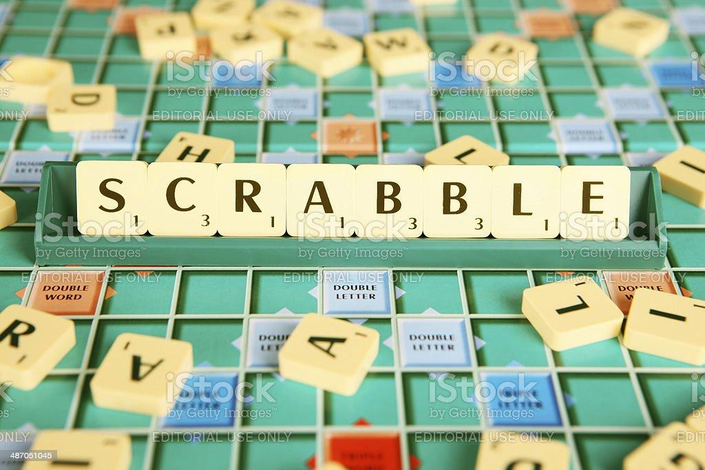 Fotografia De Scrabble Juego De Mesa Y Mas Banco De Imagenes De