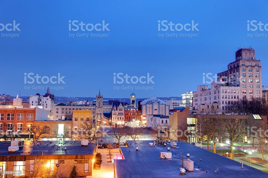 Scranton stock photo