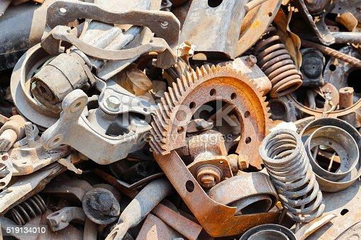 istock scrap metal 519134010
