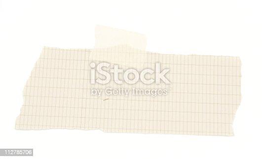 170011440istockphoto Scrap Paper 112785706