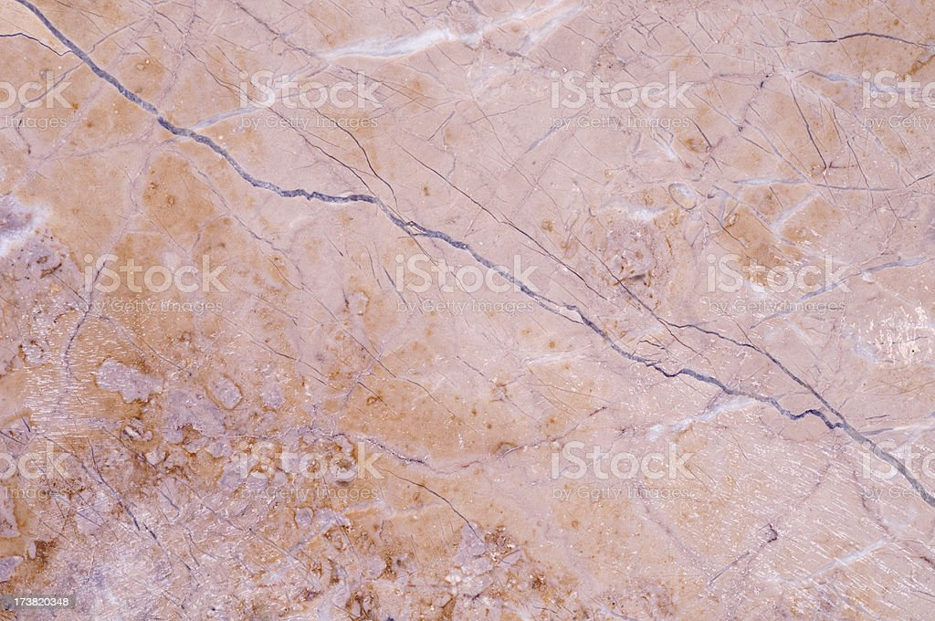 Scratch pink marble stock photo
