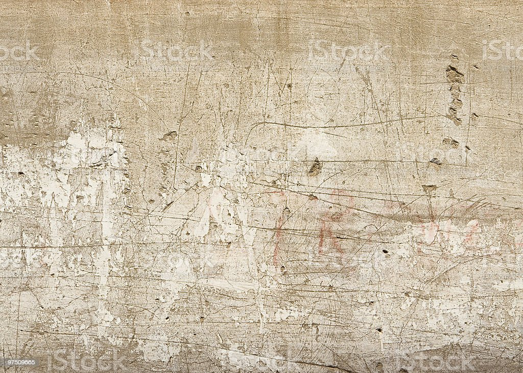 Scratch wall-background royalty-free stock photo