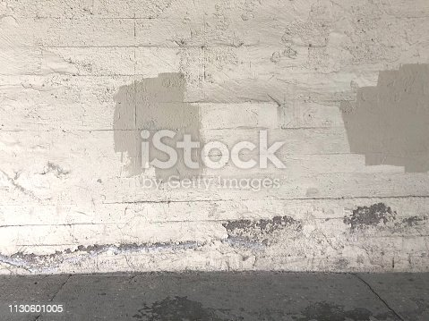 Scratched Advertising Wall