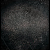 istock Scratched and damaged film surface. Old wooden surface. 1166557613