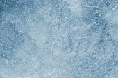 istock Scratched Ice background 166319867