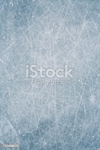 istock Scratched Ice background 170458070