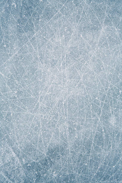 Scratched Ice background Ice background having many scratches. ice rink stock pictures, royalty-free photos & images