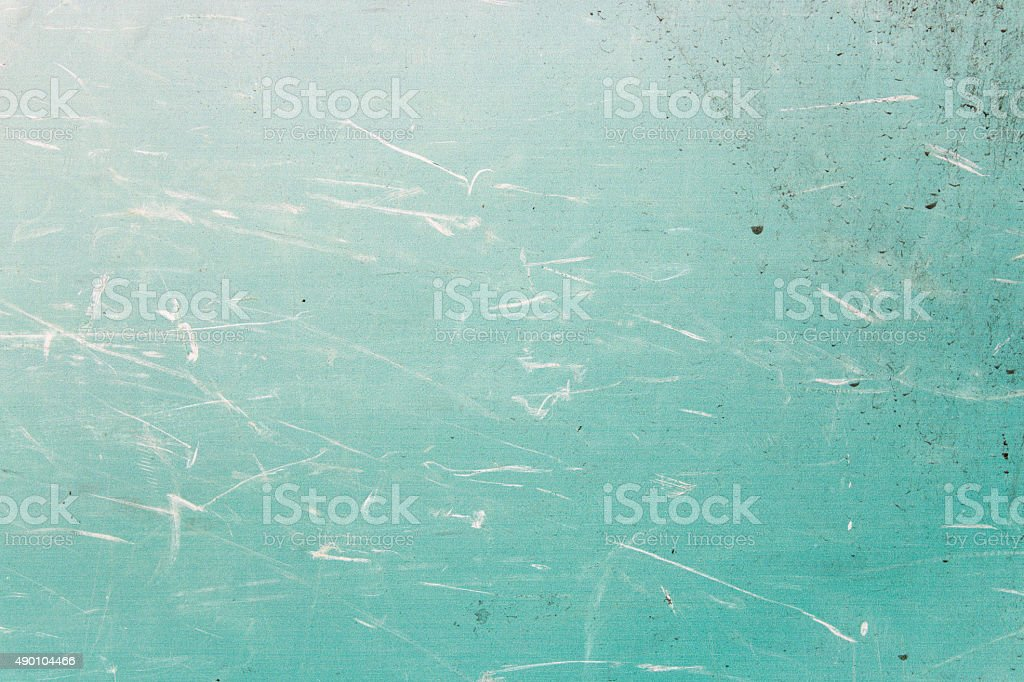 Zerkratzt metallic-Struktur – Foto