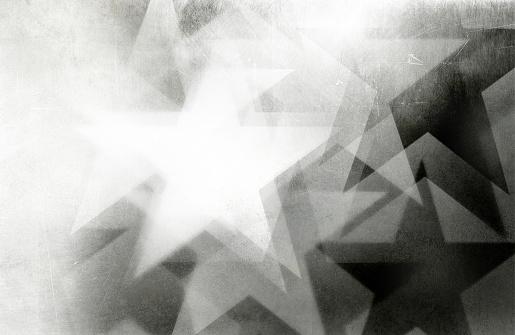 scratchy star background