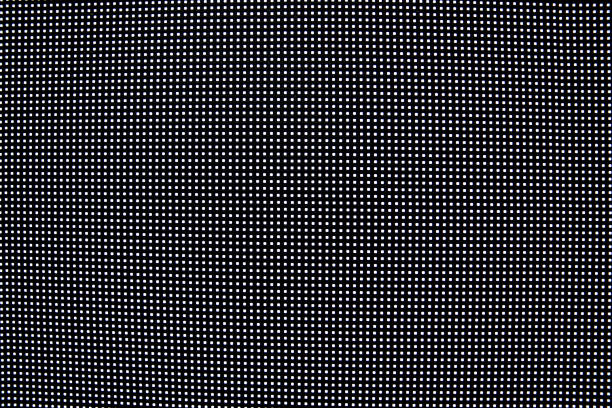 LED screen background stock photo