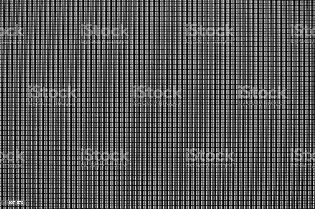 LCD Screen close-up stock photo