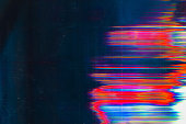 istock screen damage digital glitch error colorful glow 1199536333