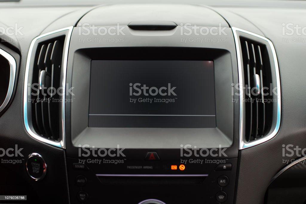 Multimedia-Screen-system – Foto
