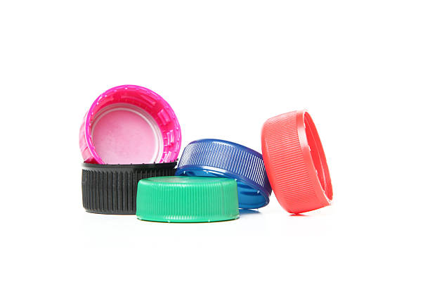 screw caps - plastic cap stock pictures, royalty-free photos & images