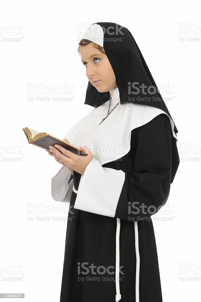 Scripture Reading royalty-free stock photo
