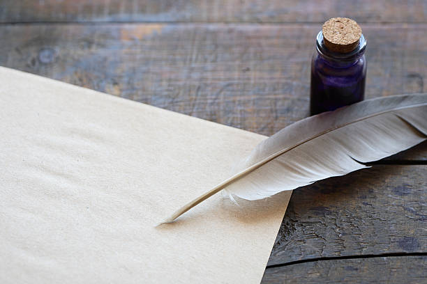 Royalty Free Quill Pen Pictures, Images and Stock Photos