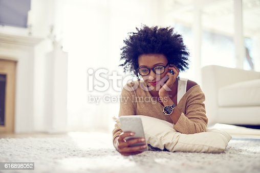 616898108istockphoto Scrolling through to get to the good stuff 616898052