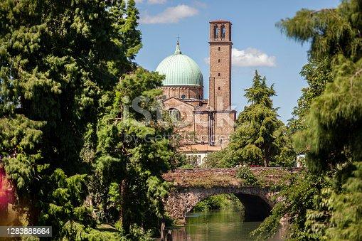 istock Scrovegni Chapel in Padua, Italy 3 1283888664