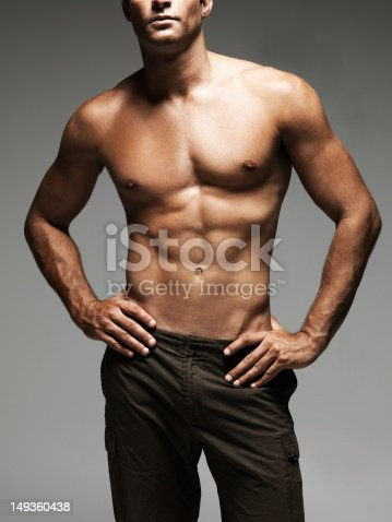 istock Sculpted by the gods 149360438