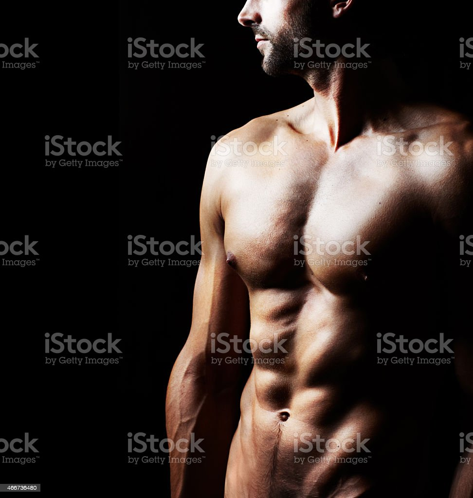 Sculpted to perfection stock photo