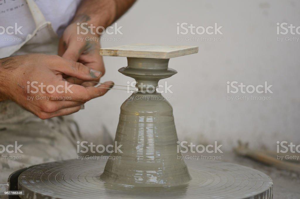 Sculptor - Foto stock royalty-free di Abilità