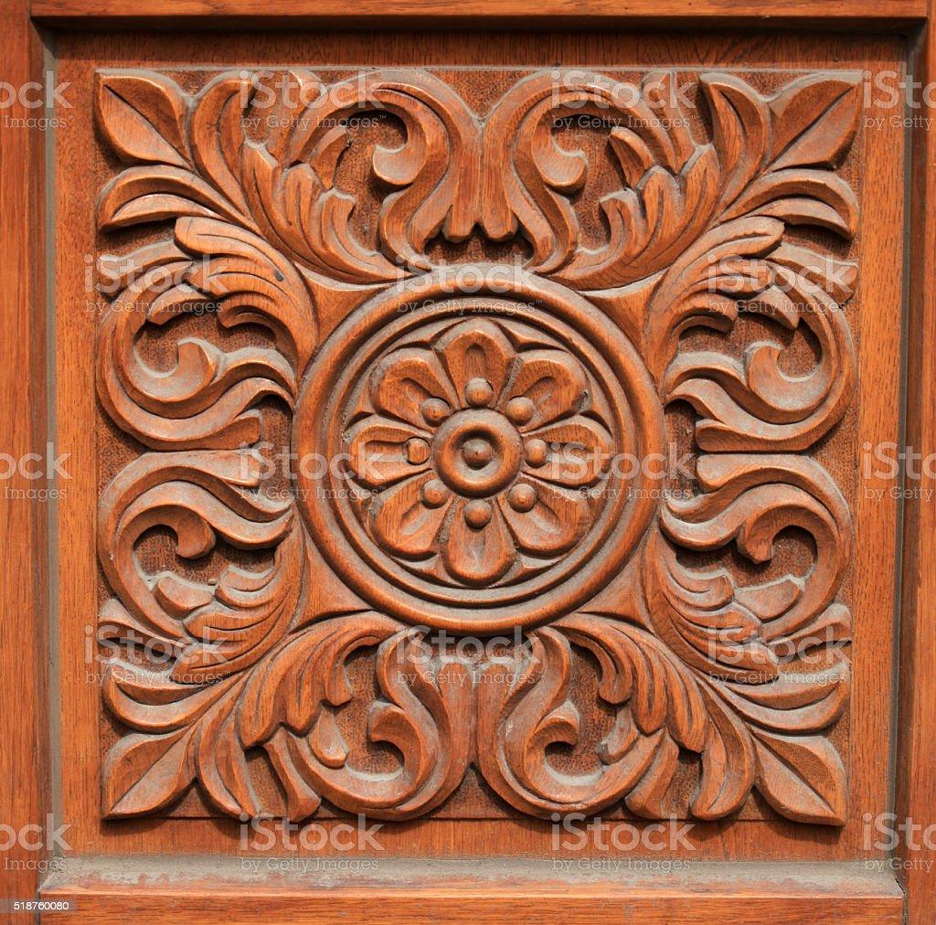 Sculpture detail stock photo