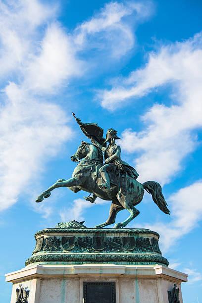 Sculpture of prince eugene at hofburg vienna picture id469953417?b=1&k=6&m=469953417&s=612x612&w=0&h=tagwyicvzkoq5bjqpndyajajb6ppar2hcgcjvytqp8w=