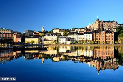 istock Södermalm island, Stockholm 855847632