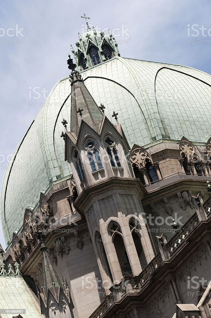 Se Cathedral royalty-free stock photo