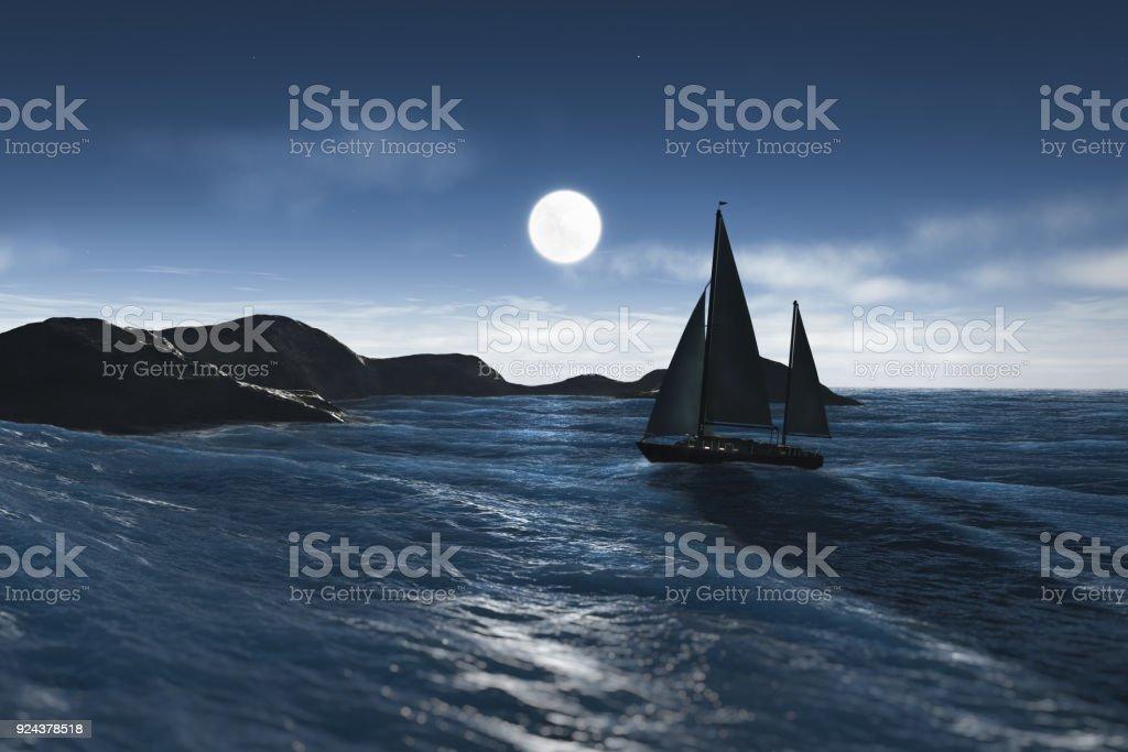 Sea and ocean stock photo