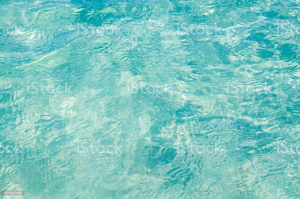 El mar de fondo - foto de stock