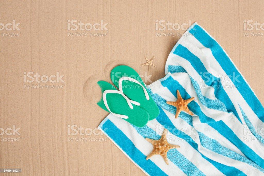 Sea beach lifestyle. stock photo