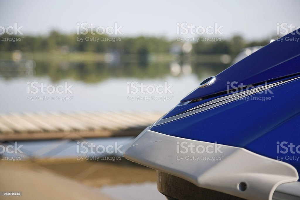 Sea Doo royalty-free stock photo