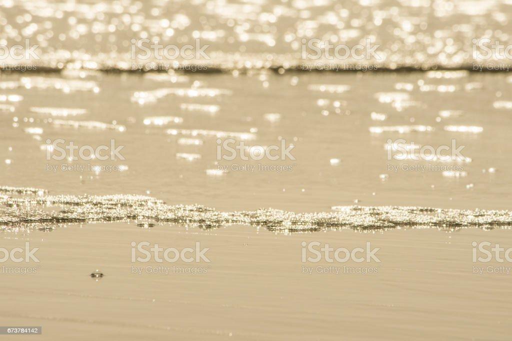 Sea Foam photo libre de droits
