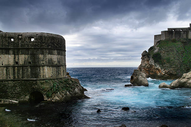 Morze fort – zdjęcie