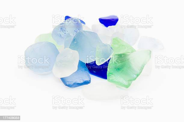 Sea Glass Stock Photo - Download Image Now