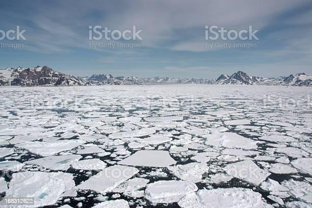 Sea Ice Stockfoto en meer beelden van Ammassalik