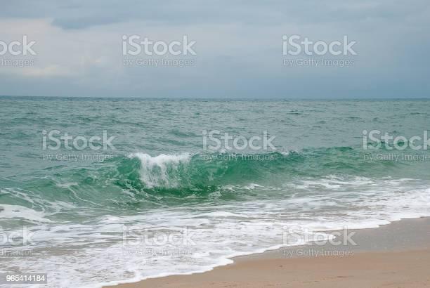 Morze W Czasie Burzy - zdjęcia stockowe i więcej obrazów Bez ludzi