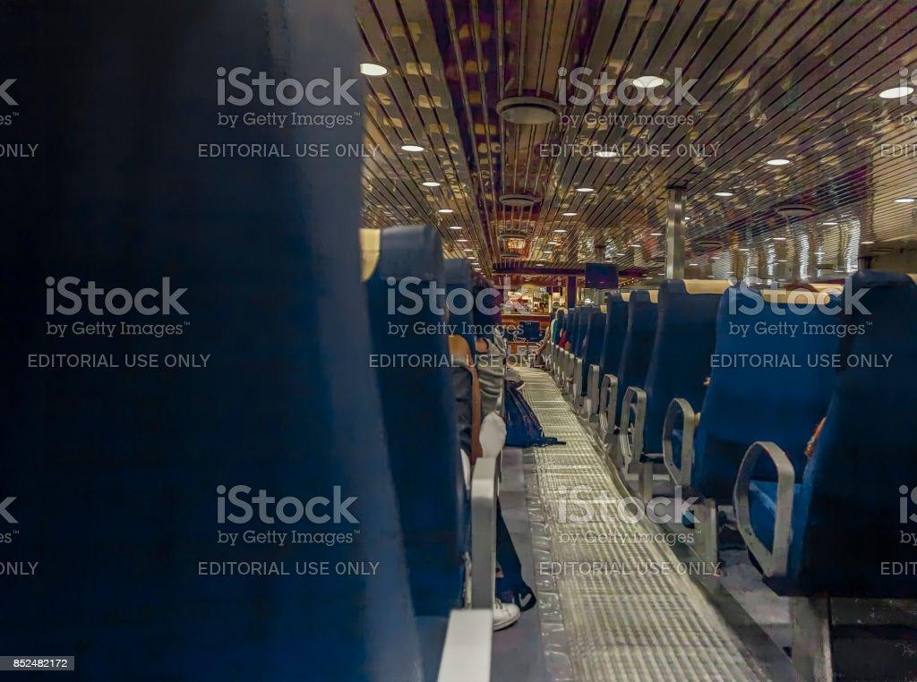 Sea Jets stock photo