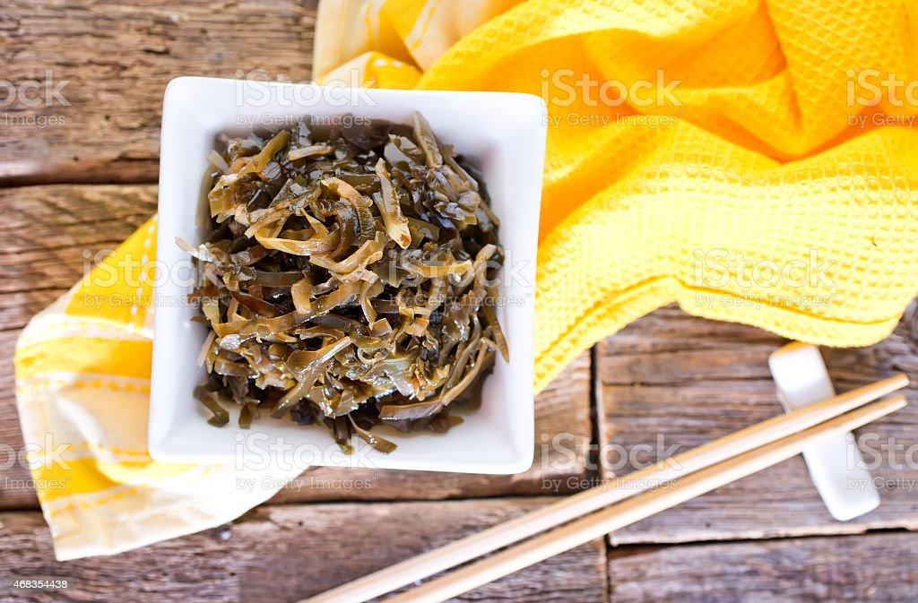 sea kale royalty-free stock photo