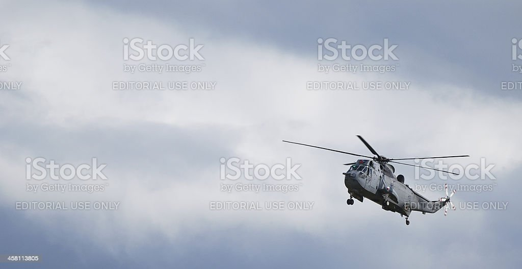 Sea King stock photo