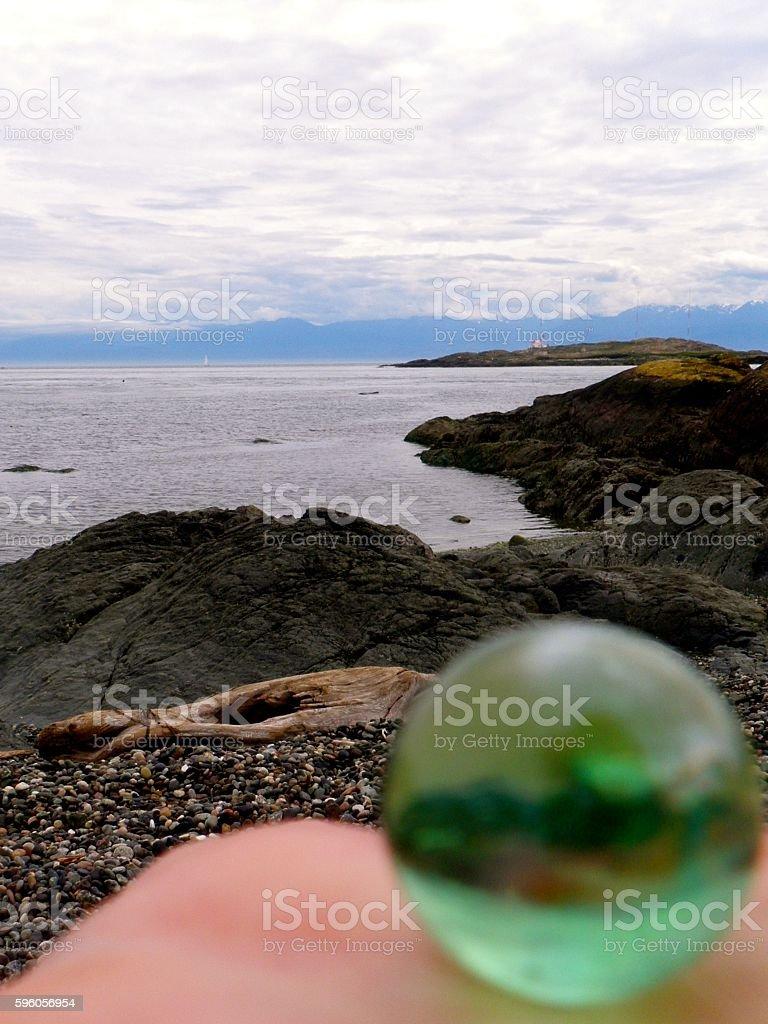 Sea Marble royalty-free stock photo