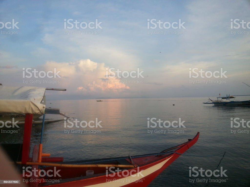 sea, ocean stock photo