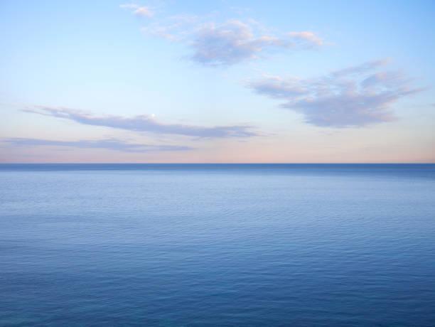 deniz - ufuk stok fotoğraflar ve resimler