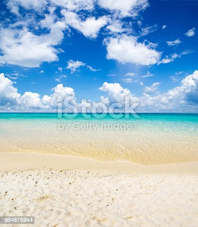 Sea Stock Photo & More Pictures of Beach