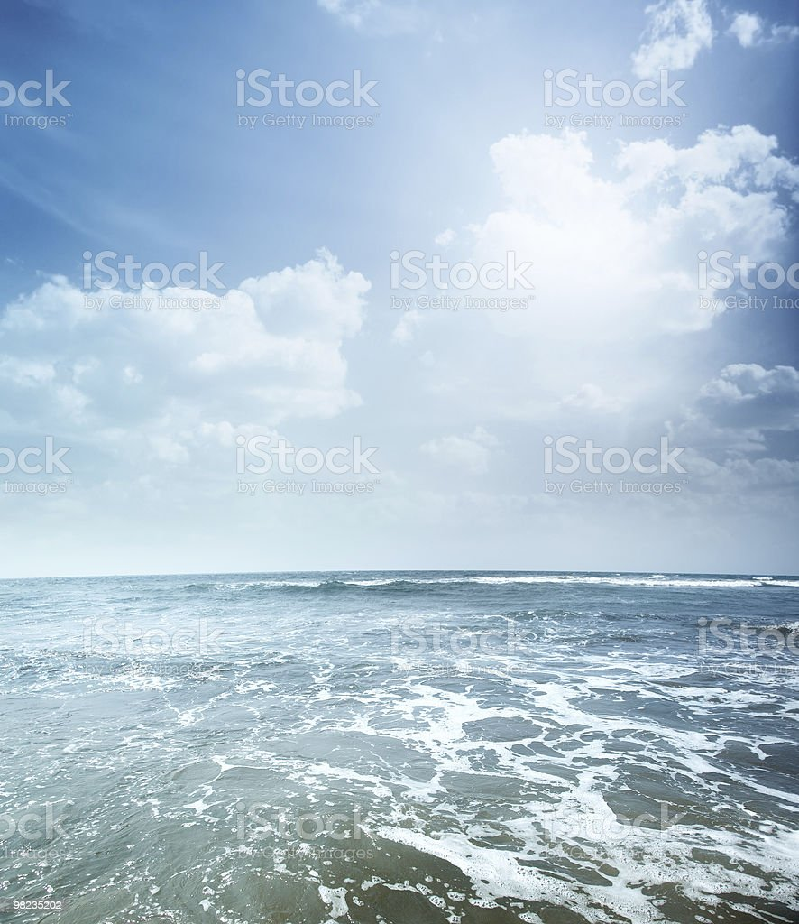 Mare foto stock royalty-free