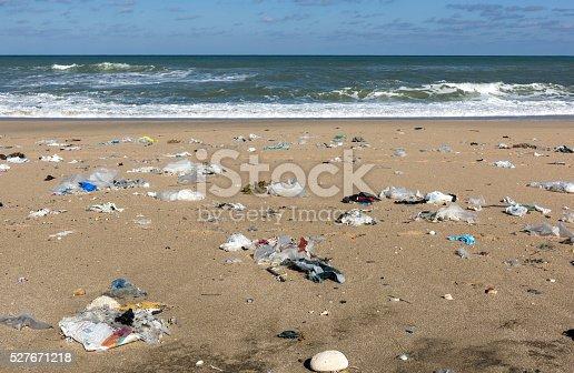 sea pollution